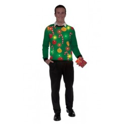 Tis the Season Light Up Sweater