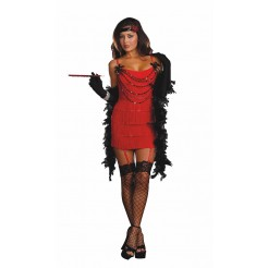Ruby Red Hot Costume