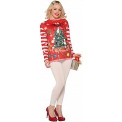 Santa Sublimation Shirt