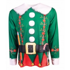 Elf Sublimation Shirt