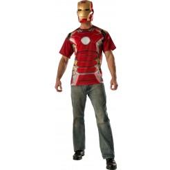 "Iron Man ""Mark 43"" T-Shirt"