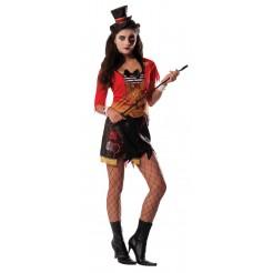 Mauled Ringmasteress Adult Costume