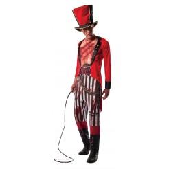 Mauled Ringmaster Adult Costumes