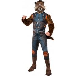 Deluxe Rocket Raccoon Adult Costume