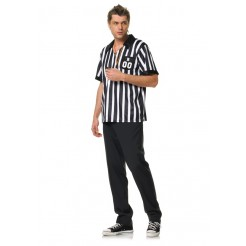 Mens Referee Costume  sc 1 st  Halloween Mega Store & Blind Referee Costume