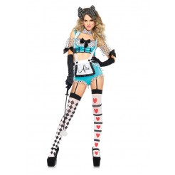 Vixen Alice Costume