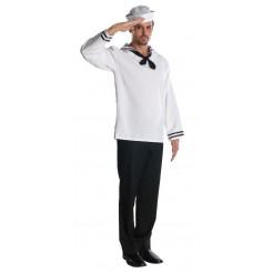 Sailor White Costume