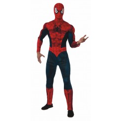 Deluxe Spider Man Adult Costume