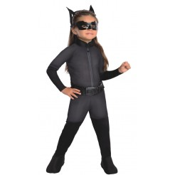 Catwoman Toddler Costume