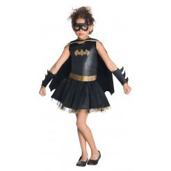 Batgirl Tutu Dress Kids Costume