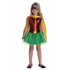 Robin Tutu Dress Costume
