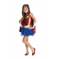 Wonder Woman Tutu Dress Costume