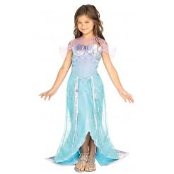 Deluxe Mermaid Princess Costume- Girl