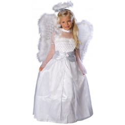 Rosebud Angel Costume Costume