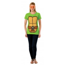 Michelangelo Adult T-Shirt