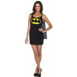 Batgirl Tank Dress Costume