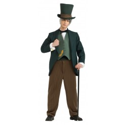 The Deluxe Great and Powerful OZ Costume