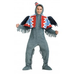 Deluxe Winged Monkey Costume