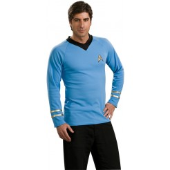 Classic Deluxe Spock Costume