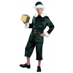 Jolly Green Helper Costume