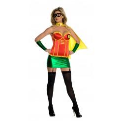Deluxe Robin Corset Costume