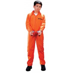 Got Busted Costume