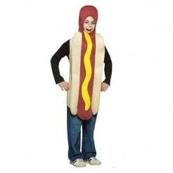 LW Hot Dog Costume