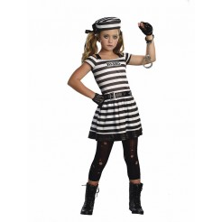 Hannah Cuffs Costume