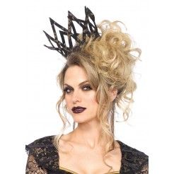 Metallic Lace Imperial Crown