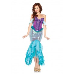 Deluxe Ariel Costume
