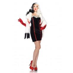 Deluxe Cruella Costume