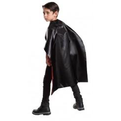 Batman And Superman Reversible Cape