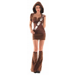 Furry Space Companion Costume