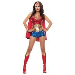 WOW Girl Adult Costume